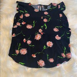 EUC Ann Taylor Factory shirt w/ flowy sleeves